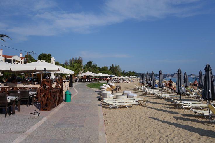Nikiti beach #Nikiti #Sithonia #Halkidiki #Greece