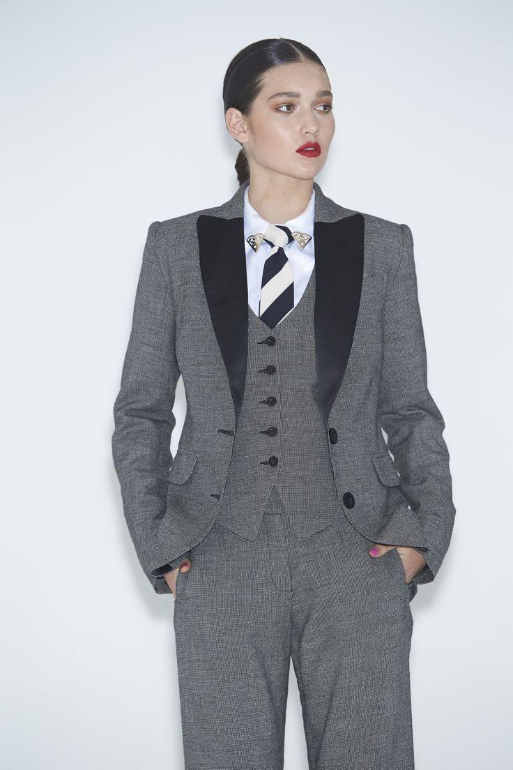 women suit vests - 264 Best Women Suits Images On Pinterest