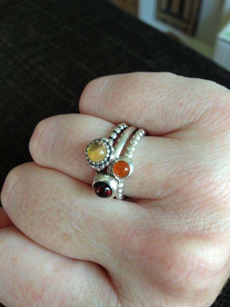 Pandora Ring Combination Ideas