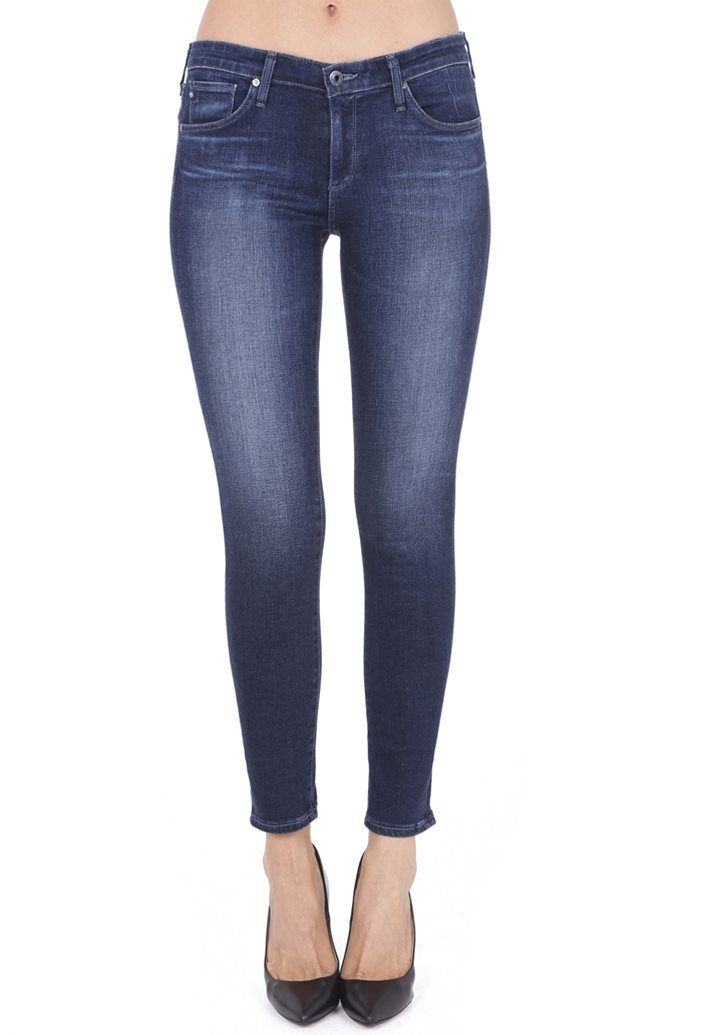 AG The Legging Ankle in Ramble   #denim #jeans #fall