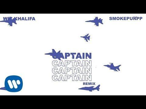 Letras: Captain - Wiz Khalifa feat. Smokepurpp