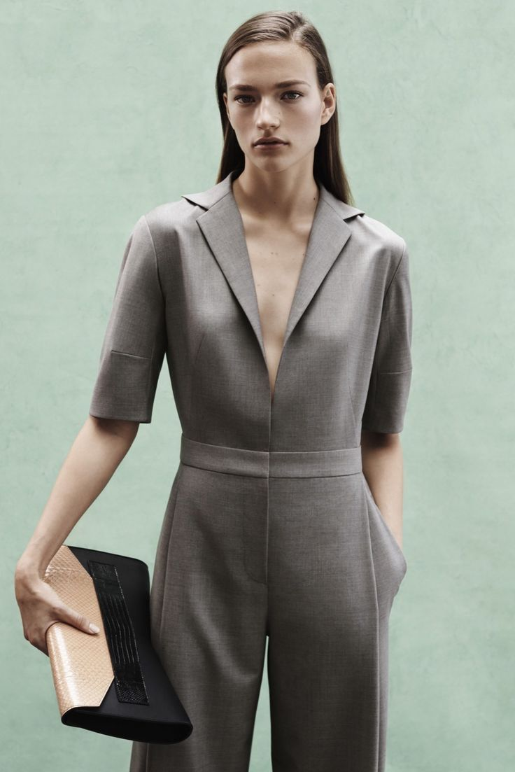 Narciso Rodriguez Resort 2016 Fashion Show