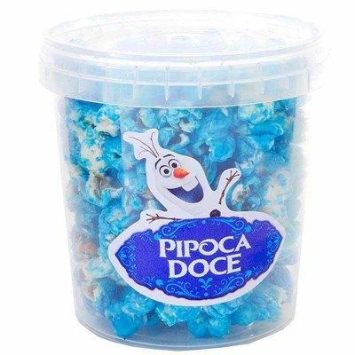 Pipoca Doce 45g - Frozen Disney