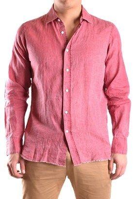 Coast Weber & Ahaus Coast Weber Ahaus Men's Red Cotton Shirt.