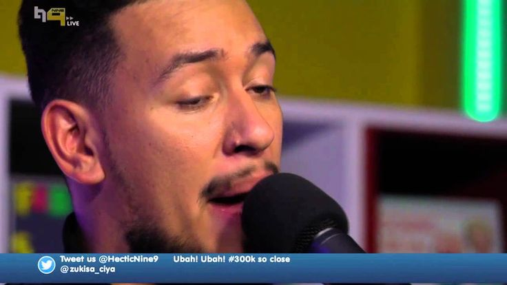 AKA - Run Jozi (live on HN9) South African Hip Hop