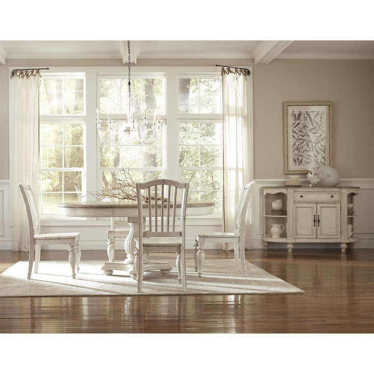 Coventry Round Oval Dining Table u0026
