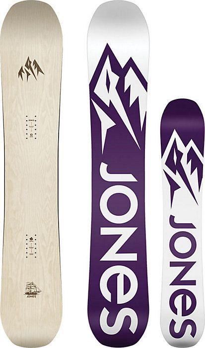 Jones Flagship Snowboard - Women's Snowboards - Women's Snowboarding - Winter 2015/2016 - Christy Sports