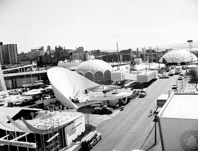 World's Fair grounds, 1962