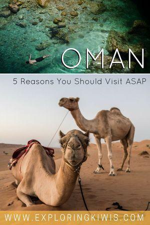 5 Reasons You Need to Visit Oman Right Now! - Exploring Kiwis