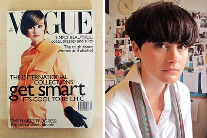 Trish Goff's Style (Vogue.com UK): Style Vogue Com, Hair Cut, Goff S Style, Vogue With Uk