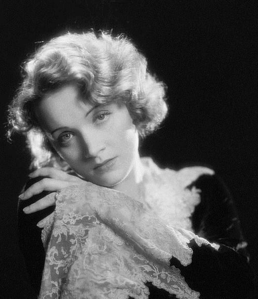 Marlene Dietrich, early 1930s