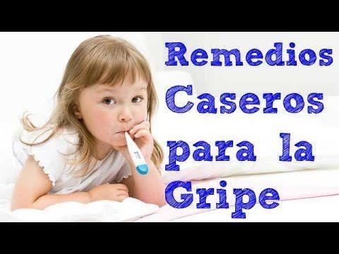 Remedios Caseros para la Gripe | Salud, Health remedies