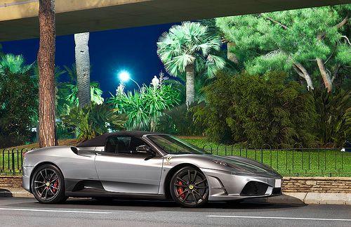 Ferrari Scuderia 16M Spider
