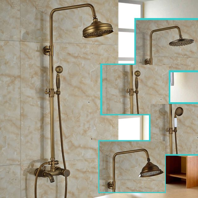 Oltre 25 fantastiche idee su ottone antico su pinterest - Rubinetti bagno ottone ...
