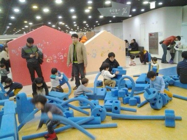 Best kids museum in Seoul!