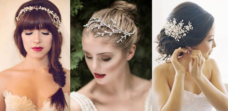 50 Of The Best Wedding Hair Vines and Accessories