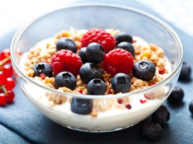 Transform basic breakfasts to protein-packed powerhouses will some easy swaps and switches that will keep you satisfied all day.