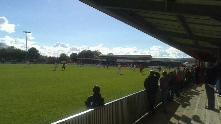 Priory Lane - Eastbourne Borough Fc