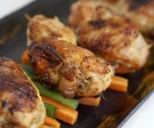 Recipe 5 Spice Stuffed Chinese Style Chicken Wings - Paleo/GAPS by Stone Soup - Recipe of category Main dishes - meat