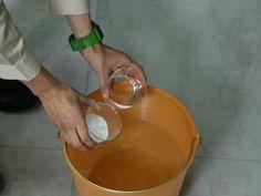 Cómo eliminar el mal olor de los trapos de cocina