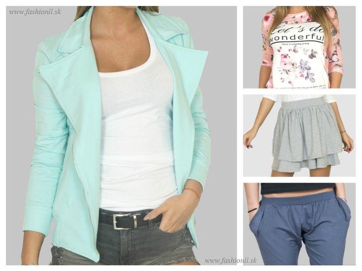 Módne a trendy oblečenie aj na jeseň :) Zavítajte na naše stránky a vyberte si z našej online ponuky na http://fashionll.sk/