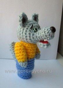 МК волк