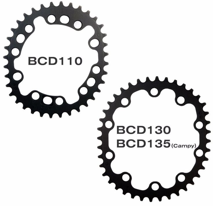 DOVAL Road Inner Chainring BCD110/130/135  Hard Anodized for Shimano,Campy,Sram