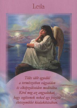Üzenetek az angyalaidtól
