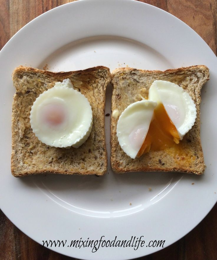 Poached Eggs in the Cuisine Companion