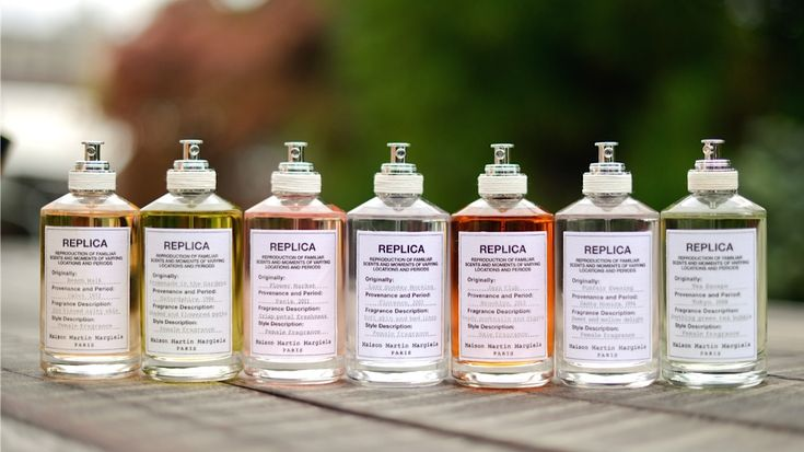 Last week I had the pleasure of participating in an exhibition for Maison Martin Margiela's fragrance collection 'Replica'. You simply must try!!