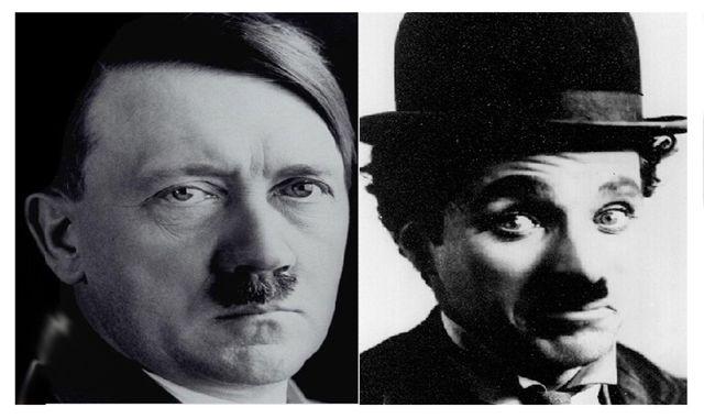 """Η ταινία """"Ο Μεγάλος Δικτάτορας"""" ήταν η απάντηση του Τσάρλι Τσάπλιν στον Αδόλφο Χιτλερ την εποχή που ο ηγέτης των Ναζί ήθελε να τον εξοντώσει πιστεύοντας ότι είναι Εβραίος"""