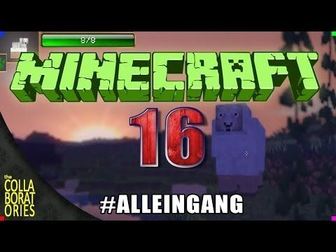 MINECRAFT IM ALLEINGANG LP Folge 16 [Mit Special Guest] - YouTube