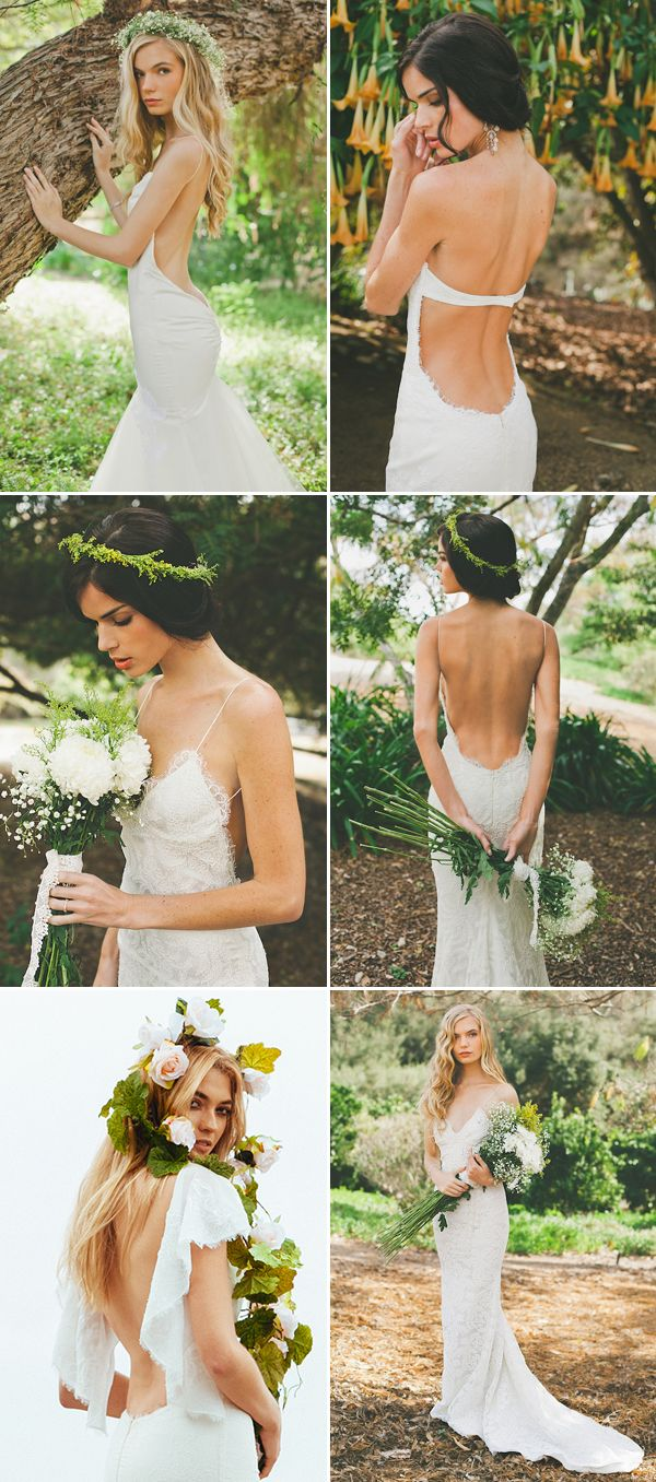 Full of free-spirited amazingness and effortlessly romantic, earthy boho style is a fast growing trend! If you love the natural boho aesthetic with romantic lace, light fabrics, and nostalgic charm, bohemian wedding dresses are definitely for you! Here are some of our favorite boho gowns by talented designers.  Get ready to step in to the …