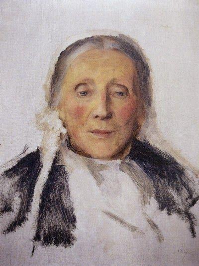 Η κυρία Aine Dantan (1887)