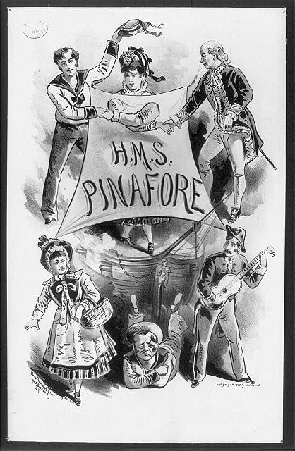 Sing in an Opera : played Buttercup in HMS Pinafore ( twice ) - check