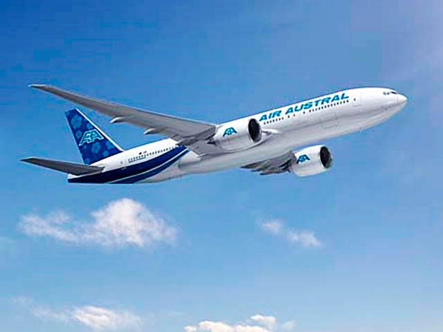 31 Best Images About Air Austral On Pinterest