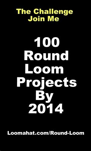 Loom Knit - 100 Free Round-Loom patterns compiled by Loomahat.com