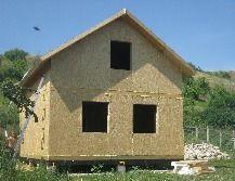 Компания «ПСТ-ДОМ» производит строительство домов из сип панелей под ключ