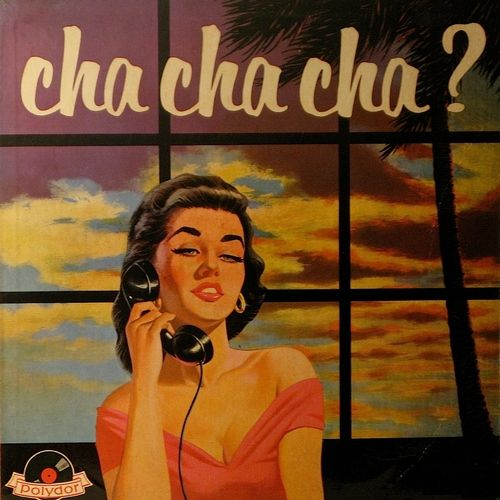 One of the most ubiquitous of Latin dance styles, the Cha-Cha developed either from the Cuban danzón of the 1870s or from a slower version of the mambo in New York. By the early '50s, important Cuban large dance orchestras were playing the cha-cha, and as part of a Latin craze, the dance spread like wildfire through American musical culture until almost every populist band needed to add a cha-cha on their LPs.