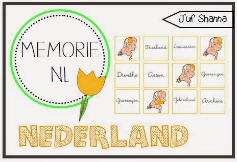 Juf Shanna: Memorie Nederland