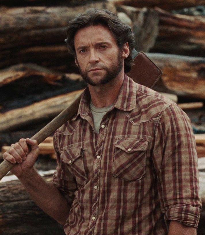 James Howlett   Logan   Wolverine (Hugh Jackman in X-Men Origins: Wolverine, 2009) #HughJackman