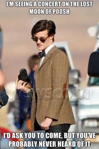 Hipster matt and the lost moon of poosh doctor who for What does the song moon river mean