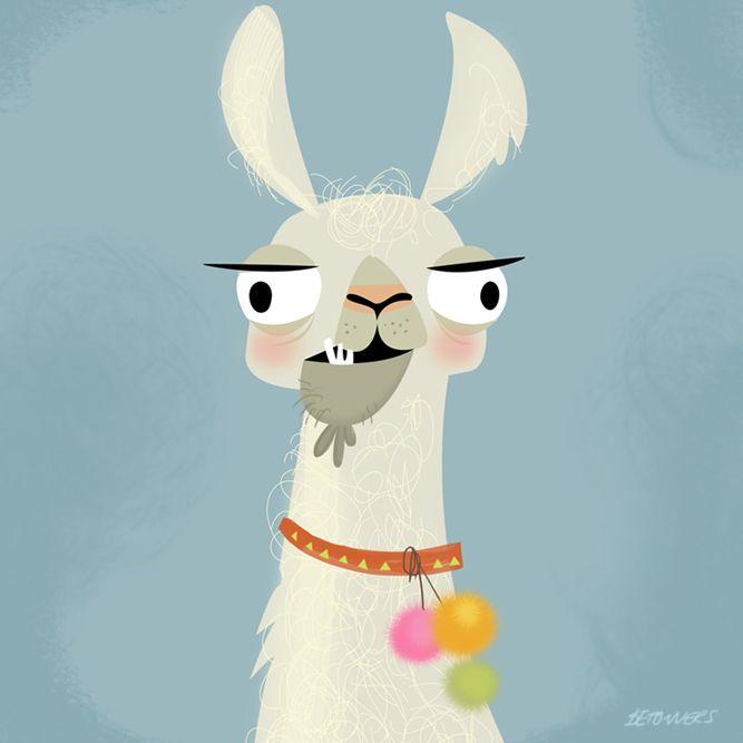 betowers: Llama o k ase ...