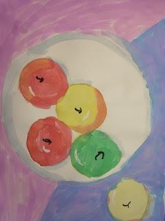 The Art Teacher's Closet: In the Art Room - 2nd Grade Apple Still LifeGrade Apples, Art Teachers, Art Videos, 2Nd Grades, Amazing Work, Still Life, Teaching Art, Teachers Closets, Art Rooms