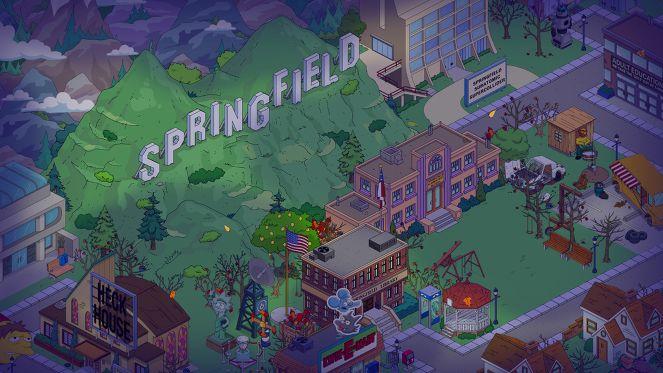 springfield simpsons - Google 검색