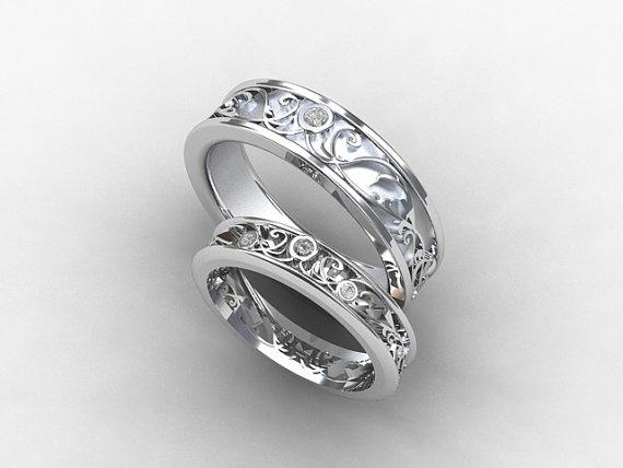 Diamond Wedding Ring Sets For Women