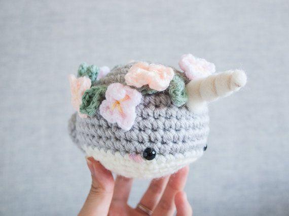 Crochet Amigurumi Narwhal : Best 20+ Narwhals ideas on Pinterest Ur beautiful ...