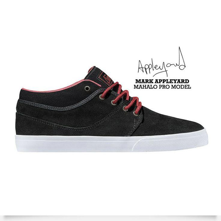 GLOBE Mark Appleyard Mahalo pro model Mahalo-mid black