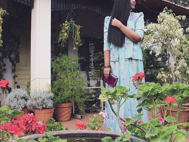 Petrichor  (link in bio) . #indianblogger #ootd #wiw #lifestylebloggers #fashionbloggers #beautybloggers #stylebloggers #wiwt #whatiwore #fbloggers #fashiongram #stylegram #fashiondiaries #stylediaries #stylist #indianbloggers #aboutalook #streetstyleblogger #indianfashionblogger #girlsdayout #summercasuals #springsummer  #bangalorebloggers  #mumbaibloggers #dubaibloggers #fashionista #florals #coords #koovsxyou #potd