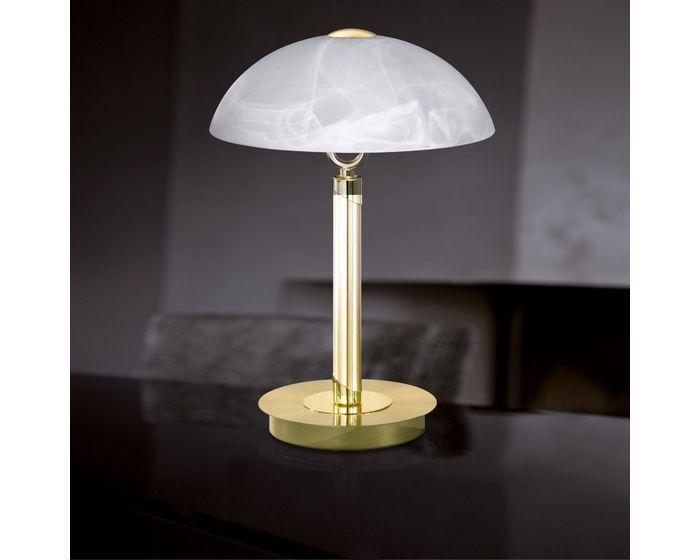 Pokojová lampička WOFI WO 8111.02.32.0510 (BRISTOL) Svítidlo typu stolní lampy pro čtení i k produkci doplňového lokálního osvětlení místnosti #room #lampička #wofi #modern, #lamp, #light, #lampa, #lampy, #lampičky, #stolní #modern #moderní #svítidlo #světlo #interier #interior